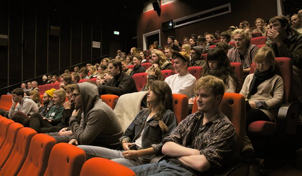 Big Bear Cinema at European Film College
