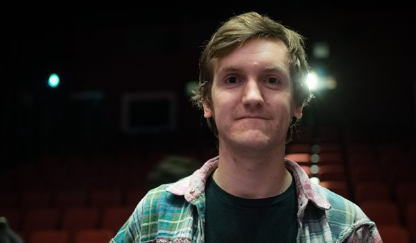 Elliott Crosset Hove - award-winning actor and former student at European Film College