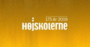 November 7 is the 175th anniversary for folk high schools - with celebrations all across Denmark
